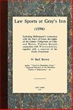 Law Sports at Gray's Inn, Brown, Basil, 1584779896