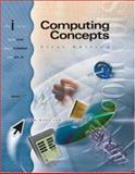 Computing Concepts Introductory with Interactive Companion 3.0, Haag, Stephen and Cummings, Maeve, 0072559896