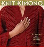 Knit Kimono, Vicki Square, 1931499896