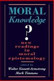 Moral Knowledge? : New Readings in Moral Epistemology, , 0195089898