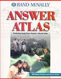 Answer Atlas, Rand McNally Staff, 052883990X