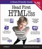 Head First HTML and CSS, Robson, Elisabeth and Freeman, Eric, 0596159900