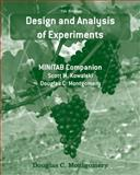 Design and Analysis of Experiments : MINITAB Companion, Montgomery, Douglas C. and Kowalski, Scott M., 0470169907