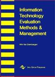 Information Technology Evaluation Methods and Management, Van Grembergen, Wim, 187828990X