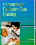 Gerontologic Palliative Care Nursing, Sherman, Deborah Witt, 0323019900