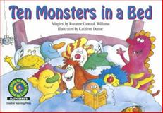 Ten Monsters in Bed, Rozanne Lanczak Williams, 0916119904