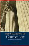 Foundations of Contract Law, Richard Craswell, Alan Schwartz, 156662990X