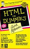 QR/HTML for Dummies, Ray, Richard, 1568849907