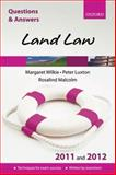 Q and A Land Law 2011 and 2012, Wilkie, Margaret and Luxton, Peter, 0199599904