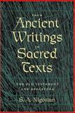 From Ancient Writings to Sacred Texts : The Old Testament and Apocrypha, Nigosian, S. A., 0801879906