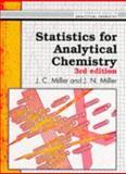 Statistics for Analytical Chemistry 9780130309907