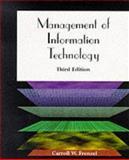 Management of Information Technology, Frenzel, 0760049904