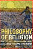 Philosophy of Religion 9781405139908