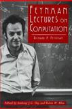 Feynman Lectures on Computation, Richard Phillips Feynman, 0201489910