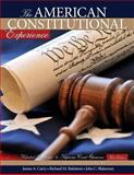 The American Constitutional Experience 3rd Edition