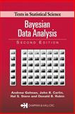 Bayesian Data Analysis, Gelman, Andrew and Carlin, John B., 0412039915