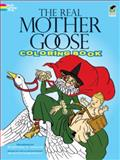 The Real Mother Goose Coloring Book, Stephen Vance Gache, 0486469913