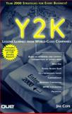 Y2K : Lessons Learned from World-Class Companies, Cope, Jim, 0789719916