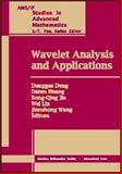 Wavelet Analysis and Applications, China) International Conference on Wavelet Analysis and Its Applications (1999 : Guangzhou, 0821829912