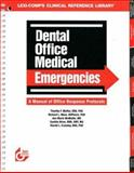 Dental Office Medical Emergencies : A Manual of Office Response Protocols, Meiller, Timothy and Wynn, Richard, 0916589919