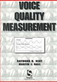 Voice Quality Measurement, Kent, Raymond D. and Ball, Martin J., 1565939913