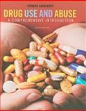 Drug Use and Abuse : A Comprehensive Introduction, Abadinsky, Howard, 0495809918