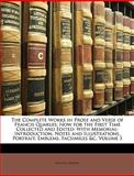 The Complete Works in Prose and Verse of Francis Quarles, Francis Quarles, 1146389914