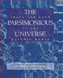 The Parsimonious Universe : Shape and Form in the Natural World, Tromba, Anthony J. and Hildebrandt, Stefan, 0387979913