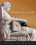 Criminal Law, Samaha, Joel, 0534629911