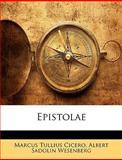 Epistolae, Marcus Tullius Cicero and Albert Sadolin Wesenberg, 1145219918