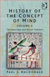 History of the Concept of Mind : The Heterodox and Occult Tradition, MacDonald, Paul S., 0754639916