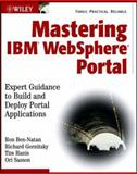 Mastering IBM WebSphere Portal, Ron Ben-Natan and Ori Sasson, 0764539914