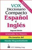 Vox Diccionario Compacto Espanol e Ingles, NTC Publishing Group Staff and Vox Staff, 0844279919