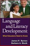 Language and Literacy Development 9781593859916