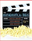 Mathematical Ideas, Miller, Charles D. and Heeren, Vern E., 0321759915