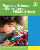 Teaching Science in Elementary and Middle School : A Cognitive and Cultural Approach, Cory A. Buxton, Eugene F. Provenzo, 1412979919