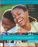 Human Communication, Pearson, Judy C., 0072959916