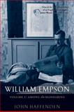 William Empson, Volume I : Among the Mandarins, Haffenden, John, 019953991X