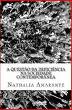 A Questão Da Deficiência Na Sociedade Contemporânea, Nathalia do Amarante, 1494999919