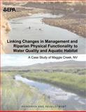 Linking Changes in Management and Riparian Physical Functionality to Water Quality and Aquatic Habitat: a Case Study of Maggie Creek, NV, Don Kozlowski and Sherman Swanson, 1500649929