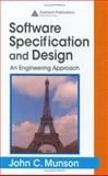 Software Requirements Specification, Design, and Implementation, Bagajewicz, Miguel J., 0849319927