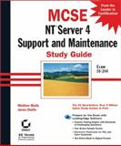 MCSE : NT Server 4 Support and Maintenance, Chellis, James and Sheltz, Matthew, 0782129927