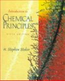 Introduction to Chemical Principles, Stoker, H. Stephen, 0139159924