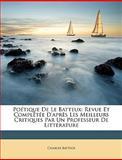Poétique de le Batteux, Charles Batteux, 1147349924