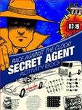 Race Against the Clock! Secret Agent, Jeremy Elder, 0486479927