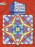 Simply Square Designs, Lee Anne Snozek, 0486469921