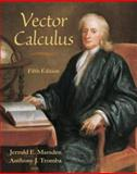 Vector Calculus, Marsden, Jerrold E. and Tromba, Anthony J., 0716749920