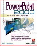 Powerpoint 2000 Professional, Ellen Finkelstein, 0072119934