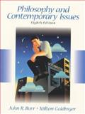 Philosophy and Contemporary Issues, Burr, John R. and Goldinger, Milton, 0130209937