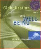 Globalization and Well-Being, Helliwell, John F., 0774809930